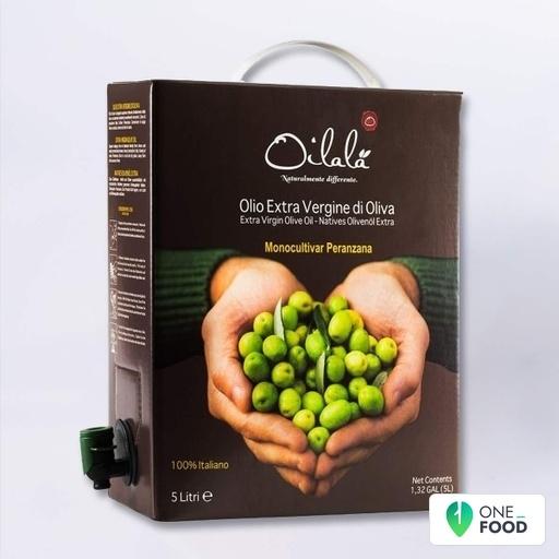 Bag In Box Natives Olivenol Extra Peranzana 1 X 5 L